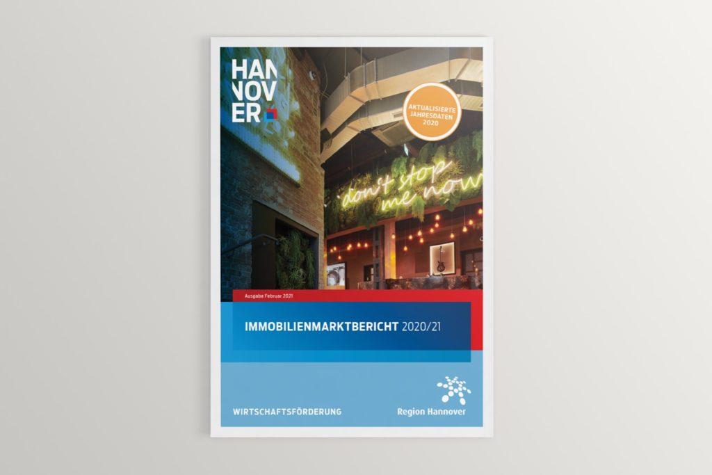 Hannover Immobilienmarktbericht 2020/21
