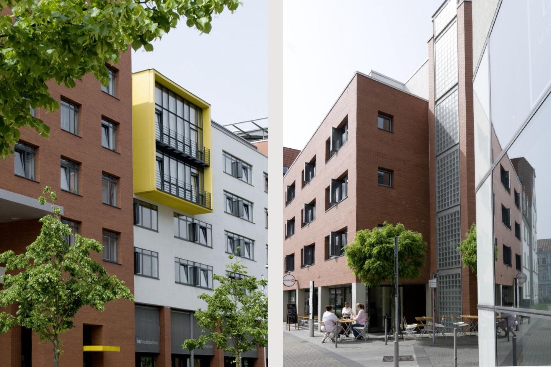 Pelikanviertel Neubau Hannover