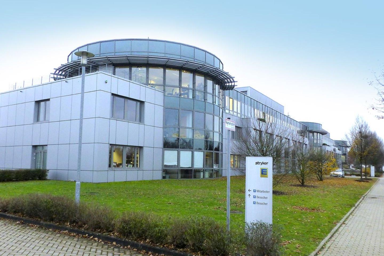 Stryker Building Duisburg