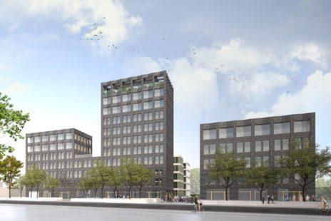Wohnquartier Leineauen Hannover